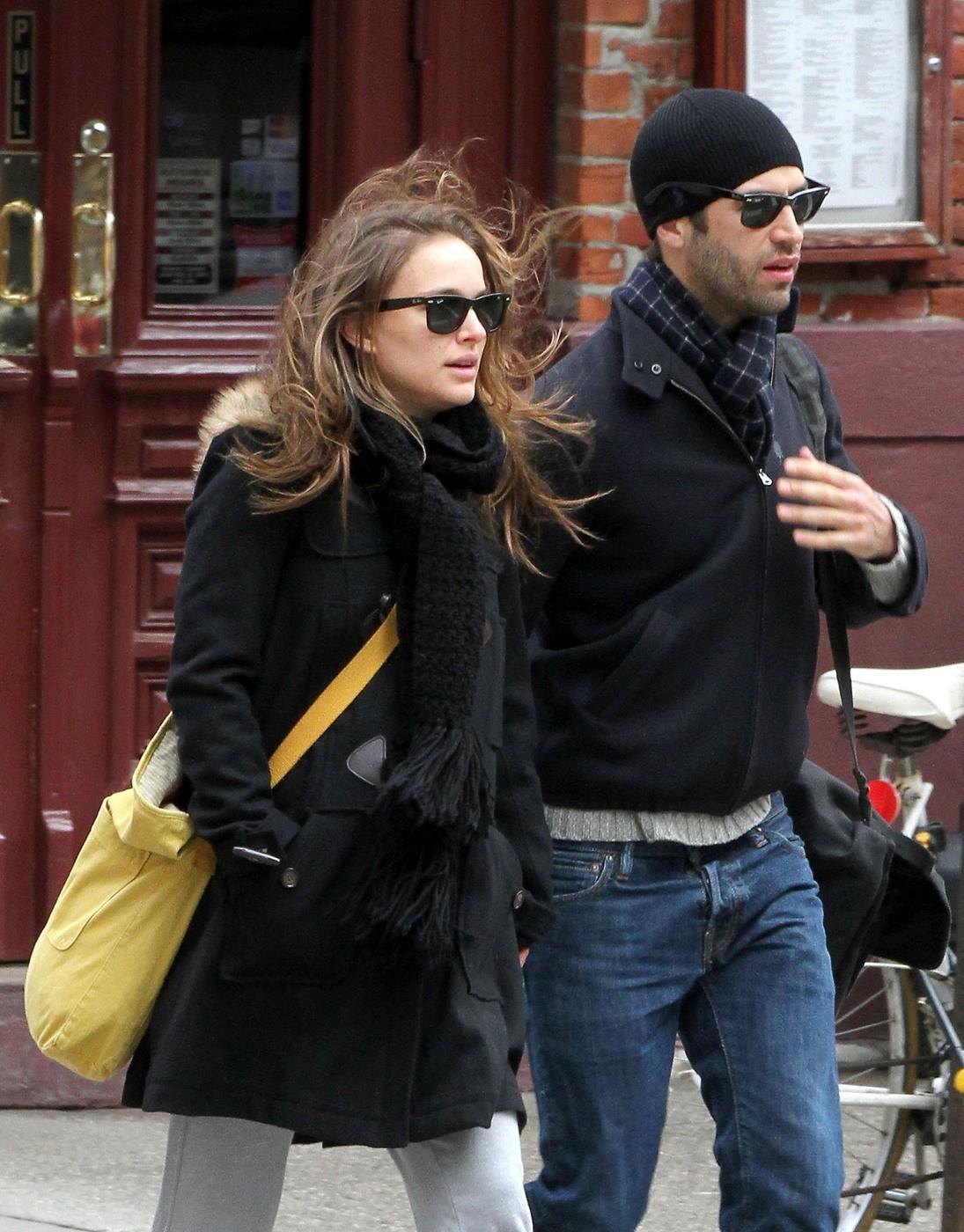 Benjamin Millepied Et Natalie Portman Bébé Leur Road To Parenthood