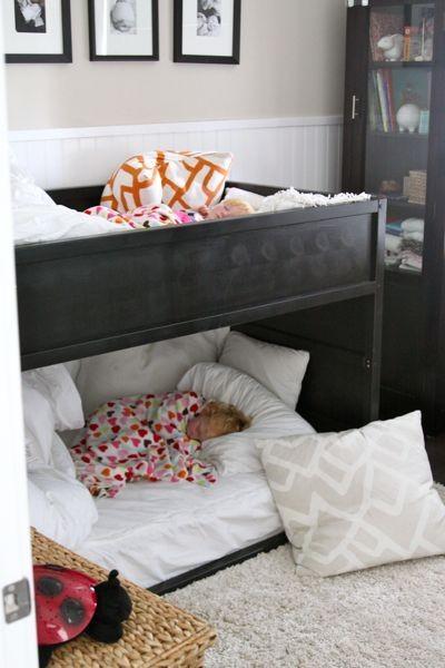The coolest lits superpos s pour les tout petits - Lit superpose pour tout petit ...