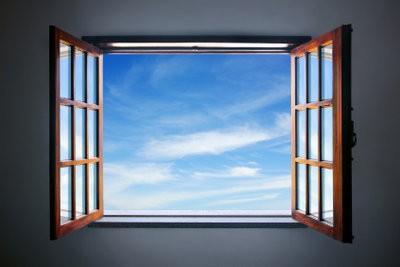 Faire des trous dans les fenêtres en plastique?  - Vous devez être conscient