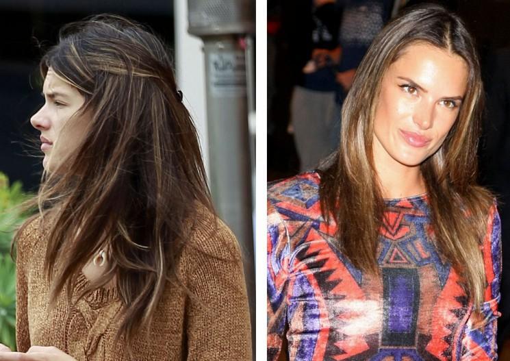18 stars sans maquillage: beauté naturelle ou de visage complet - qui ressemble le meilleur?