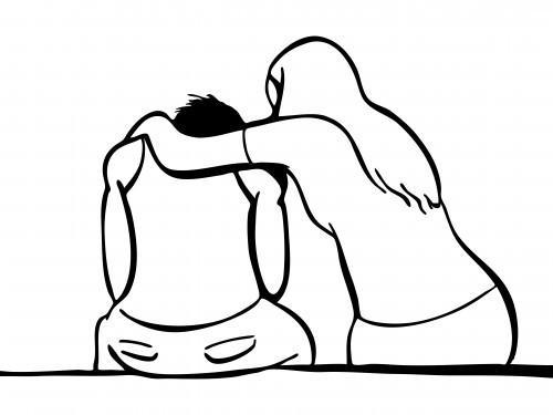 Comment vraiment être là pour votre ami quand elle vous a le plus besoin