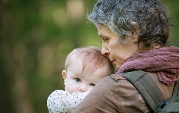 """AMC """"The Walking Dead"""" Saison 5 Date de sortie: Carol Actrice Melissa McBride, Gareth Acteur Andrew J. West Discutez personnages en développement"""