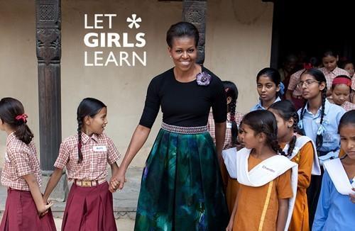 Nouvelles filles d'Obama Let savoir initiative est très importante - voici pourquoi