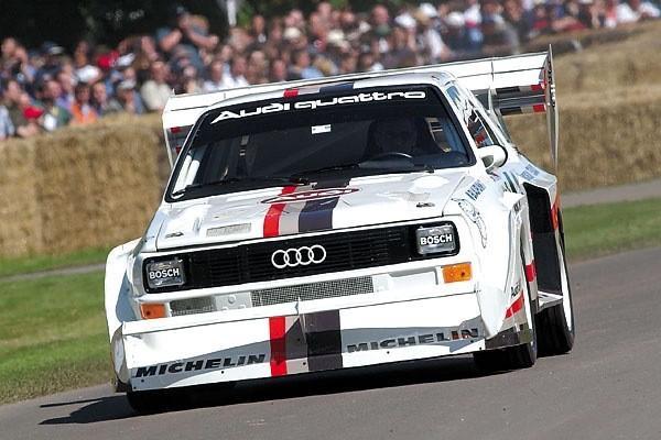 100 e anniversaire de la société automobile Audi (Une histoire de photo)