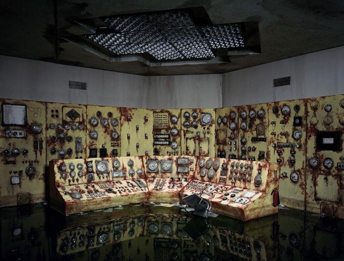 Dioramas miniatures superbes par Lori Nix