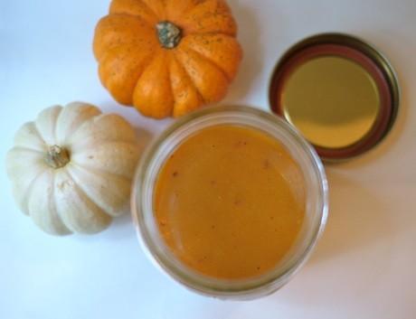 One-Step, épicé-As-You-Like Pumpkin Enchilada Sauce