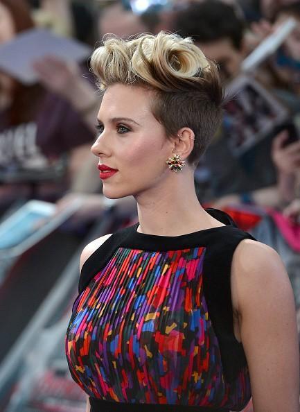 """""""Captain America: Civil War» Terrain, Moulage et Nouvelles 2015: Scarlett Johansson Says Danger 'se dessine plus en plus grandes »"""