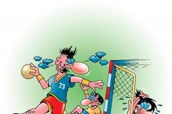 Handball-Minis - rendre la formation pour les enfants variait