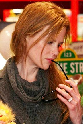 Nicole Kidman Goes Toy Shopping pour ses filles!  (Photos)