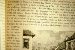 Old chiffres allemands - informatif