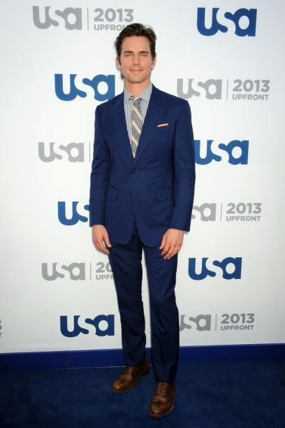 Matt Bomer pas dans Shades of Grey: la sauvegarde de Dakota Johnson et Charlie Hunnam
