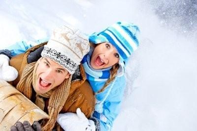 Faire de la luge dans et autour de Cologne - de sorte que vous pouvez profiter d'un beau voyage de neige
