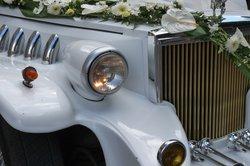 Faire des boucles pour la voiture de mariage lui-même