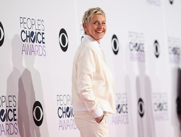"""Ellen DeGeneres, Gap vêtements d'enfants Ligne Cherchant à aider les enfants Soyez Selves """"authentique"""""""