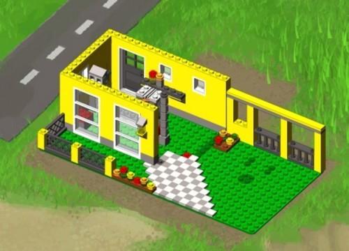 construire lego en ligne comment il fonctionne avec lego creator. Black Bedroom Furniture Sets. Home Design Ideas
