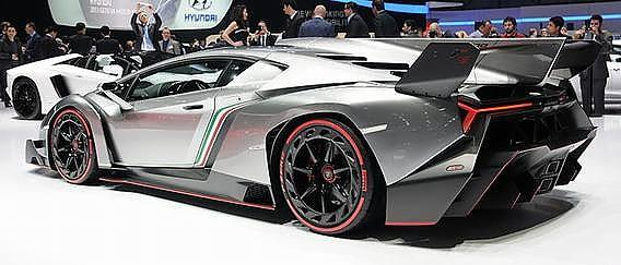 Top 10 des voitures les plus rapides Le monde 2014-2015