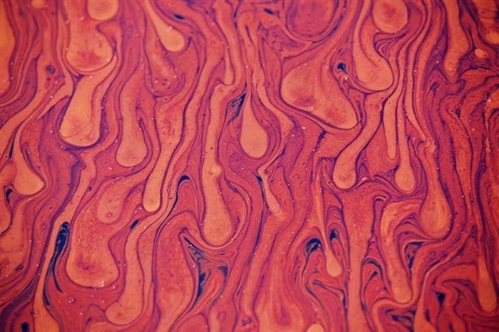 Close Up Photos révéler le beau côté de déversement de pétrole du Golfe