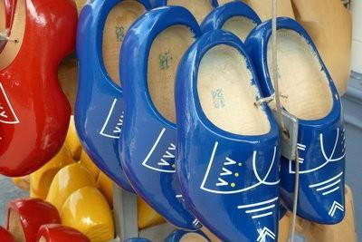Chaussures de Hollande - si vous marchez en sabots