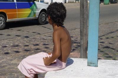 Pays d'Amérique du Sud en développement - de sorte que vous soutenez un enfant avec un sponsor
