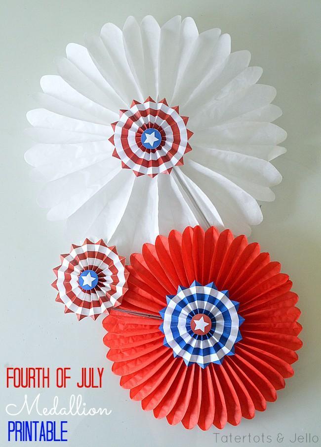 My Favorite patriotique projet Décoration cette année - Quelle est la vôtre?