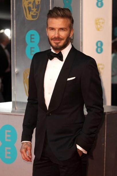 BAFTA 2015: regarder des films minables David Beckham et Victoria?