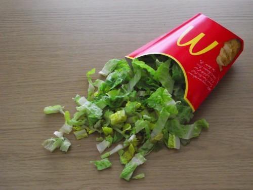 Fast Food est le nouveau poids Watchers ou est-ce?