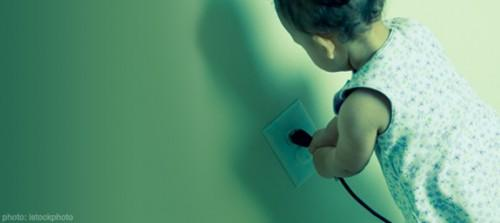 3 erreurs les plus communes: Childproofing