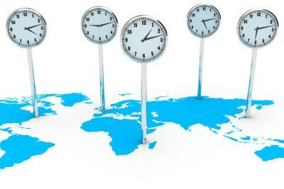 Time shift calculée - Instructions