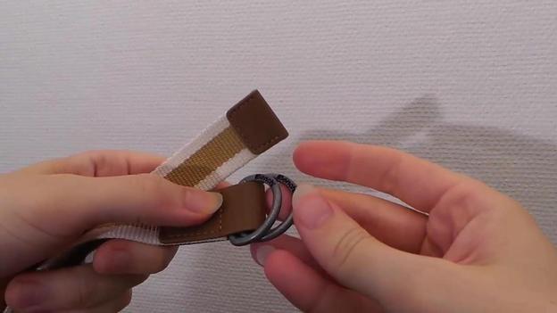 100% authentifié rabais de premier ordre outlet à vendre ceinture 2 anneaux