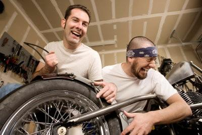 Recyclage des Zweiradmechaniker - Voici comment