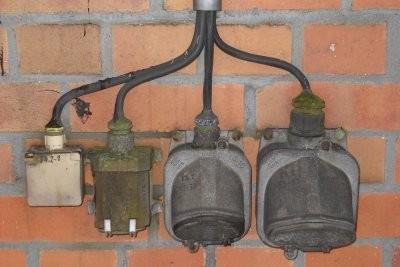 Électricité en Italie - il faut noter que les bouchons