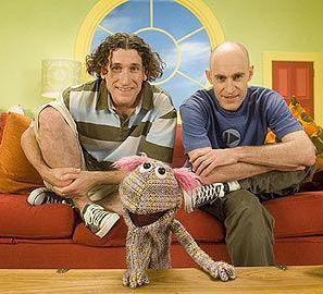 Qui est le mec le plus chaud sur la télévision des spectacles pour enfants?