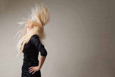 Idées coiffure pour cheveux longs - de sorte qu'il se bascule