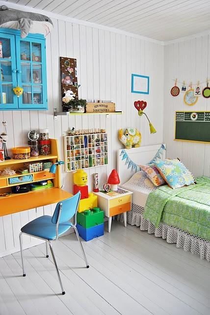 Top 20 Coolest Chambres d'enfants