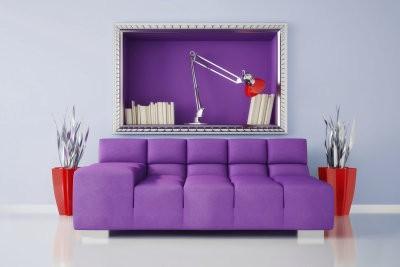 la conception de couleur dans l'appartement - donc vous développer un concept de couleur harmonieuse