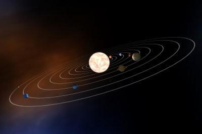 Construire un modèle du système solaire lui-même - comment cela fonctionne: