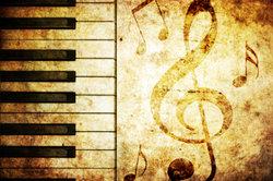 Art chansons - les types décrits brièvement