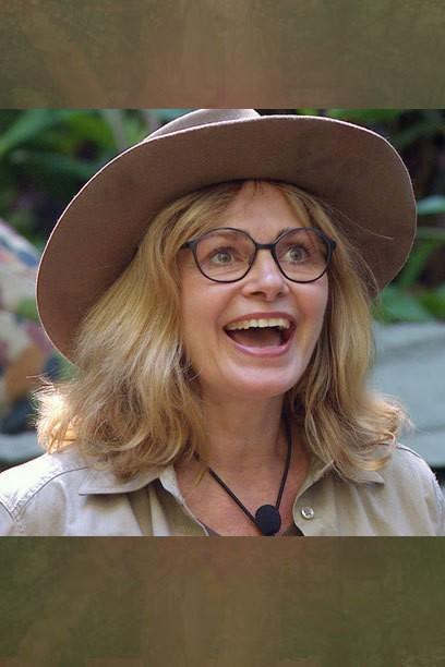 Reine de beauté à la place Jungle Queen: Maren Gilzer célèbre 55.Geburtstag
