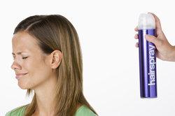 Hairspray sans silicones - Avis