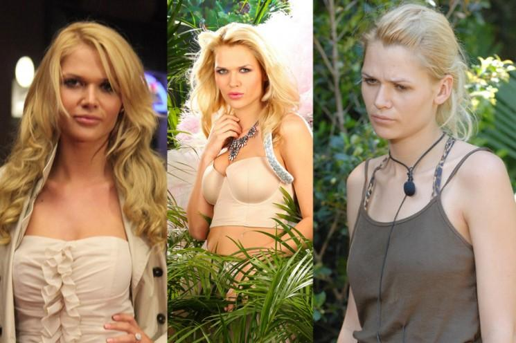 Jungle Queens Sara, Angelina & Tanja: beaucoup plus jolie sans maquillage