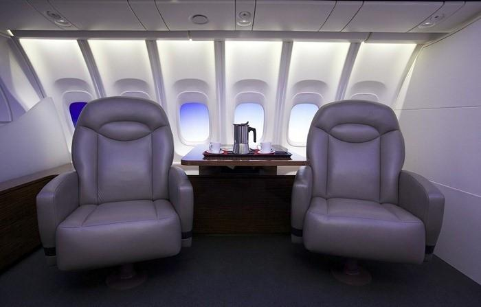 Boeing 747-8 Intercontinental Aircraft lance