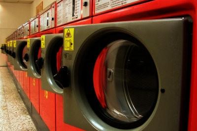 lavage de la soie - dans la machine à laver, il va comme ceci