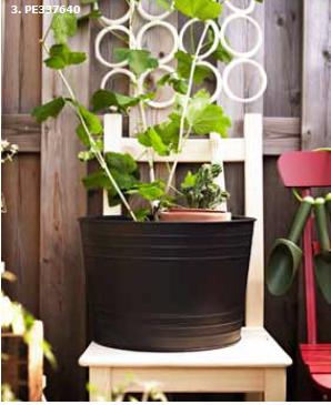 20 conseils de jardinage de printemps clever ikea. Black Bedroom Furniture Sets. Home Design Ideas