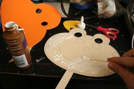 Dr. Seuss 'The Mask Lorax Parti