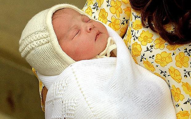 La belle signification derrière le nom du bébé royal