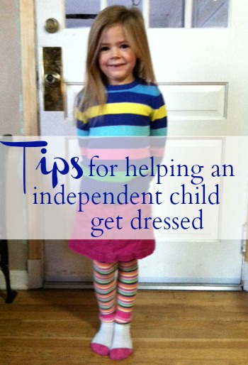 Battre les Battles: conseils pour aider votre enfant à se rhabiller indépendant