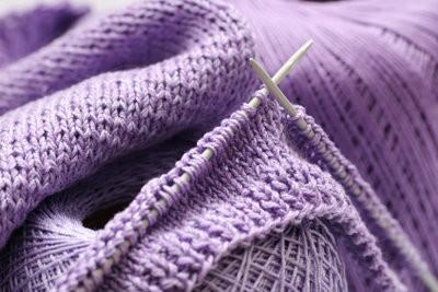 Hotte tricot - donc il va étape par étape
