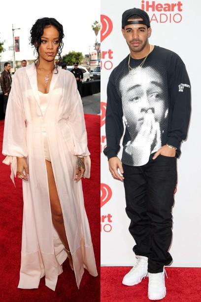 Rihanna et Drake complètement en amour: les stars déjà parler de planification familiale