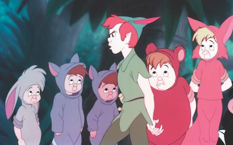 Garder votre Inner Peter Pan Vivant lors d'un divorce