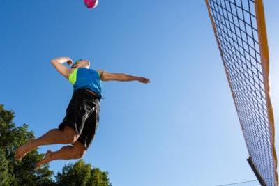 la formation de Volley-ball - exercices pour stabiliser l'épaule